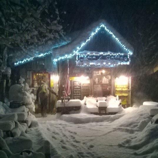 Christmas on Elk