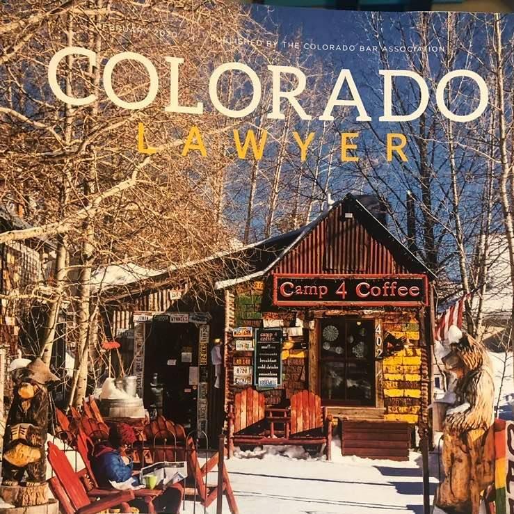 Colorado Lawyer Magazine