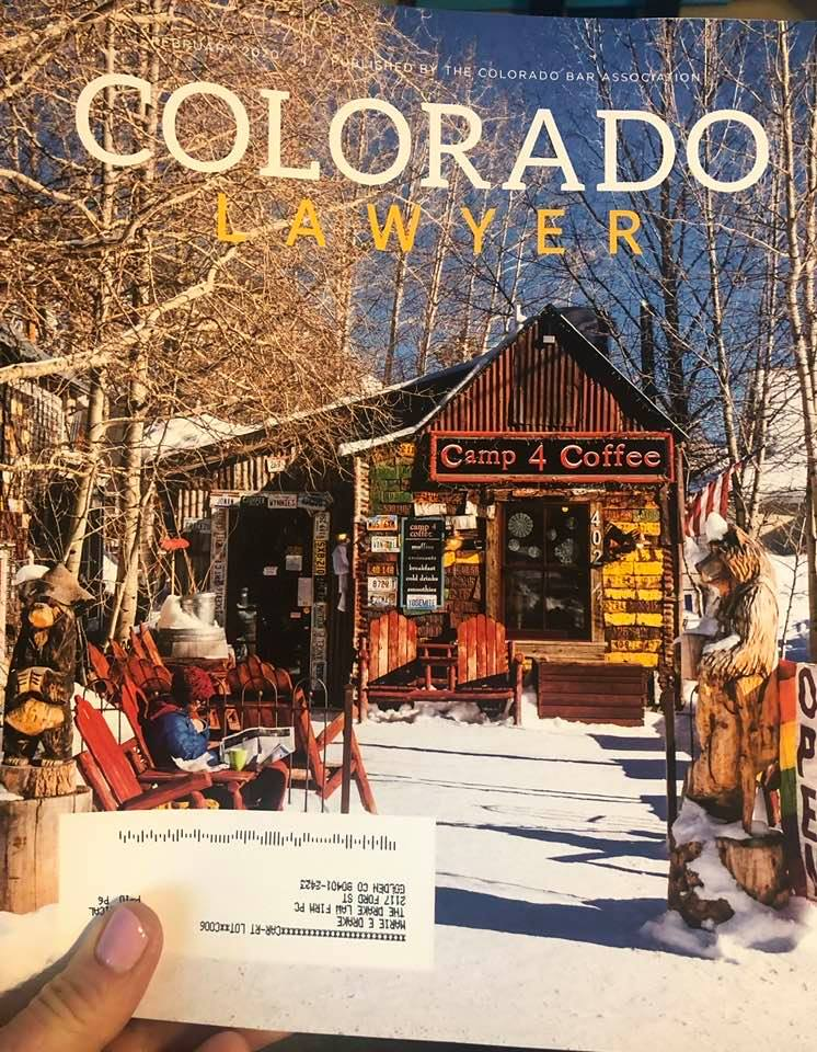 Colorado Lawyer Magazine