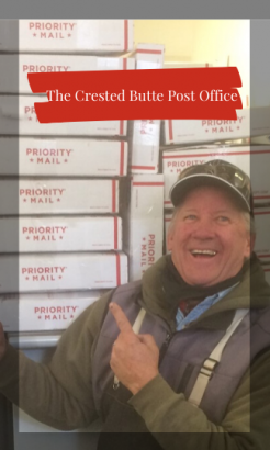 Al at the CB Post Office