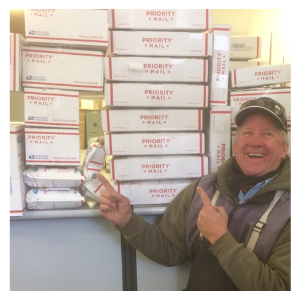 Al at the post office