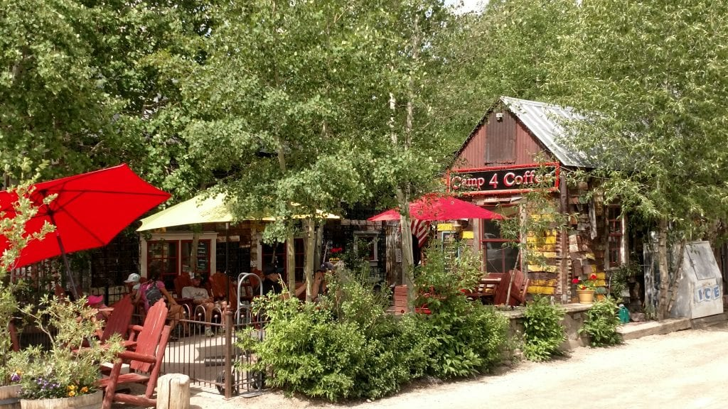 camp4coffee Elk St Crested Butte